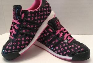 Adidas Pink Sneakers Size 6